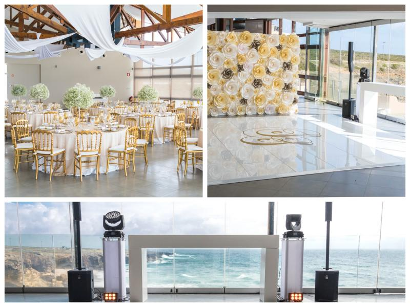Wedding Venue Portugal - arriba by the sea
