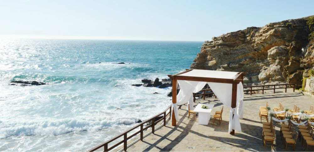 arriba by the sea wedding venue