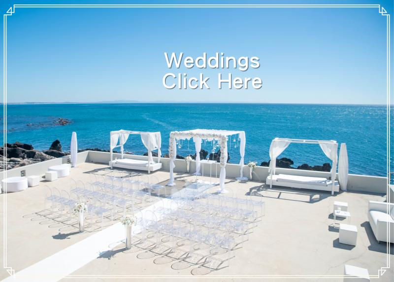 seafront wedding venue Portugal, wedding ceremony Portugal